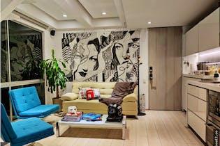 Apartamento en Chapinero Alto, Chapinero - 107mt, tres niveles, jacuzzi