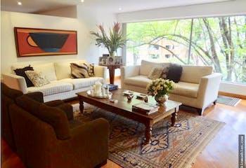 Apartamento en Chicó-Rosales, con 3 Habitaciones - 325 mt2.