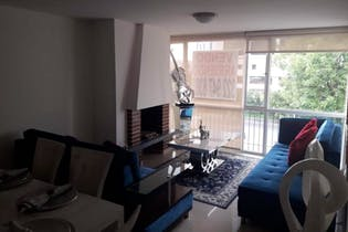 Apartamento en Santa Bárbara-Santa Ana Occidental, con 3 Habitaciones - 82. 7 mt2.