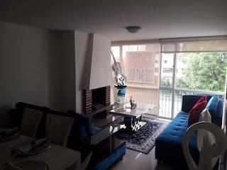 Edificio Monte Blanco, apartamento en venta en Santa Ana Occidental, Bogotá