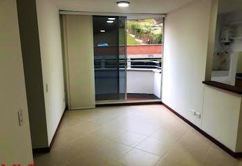 Apartamento en El Poblado-Loma del Indio, con 3 Habitaciones - 58.27 mt2.