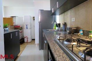 Apartamento en El Poblado-Los Balsos, con 3 Alcobas - 63.77 mt2.