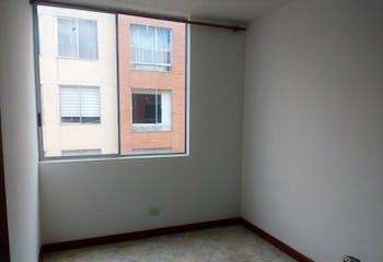 Apartamento En Bogotá Colina Gilmar, con 3 habitaciones-51.3mt2