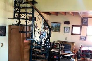 Casa en venta en Santo Tomas Ajusco de 240mts, dos niveles