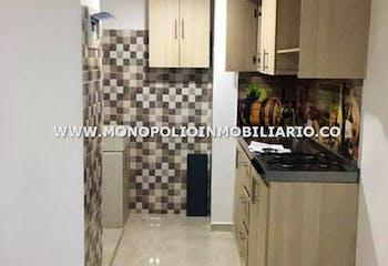 Apartamento en Barrio de Jesus, Buenos Aires - 42mt, dos alcobas