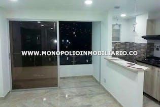 Apartamento en Pilsen, Itagui - 62mt, tres alcobas, balcón