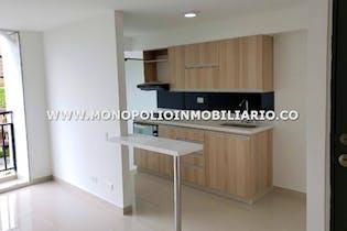 Apartamento en La Doctora, Sabaneta - 60mt, tres alcobas, balcón