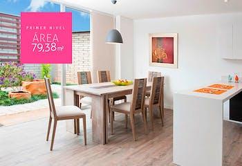 Lotus, Casas nuevas en venta en El Porvenir con 3 habitaciones