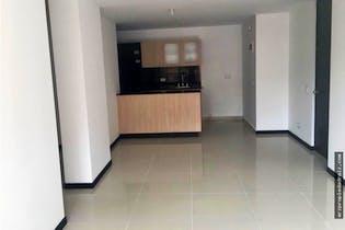 Apartamento en Ciudad Del Río, Poblado - 84mt, tres alcobas, balcón