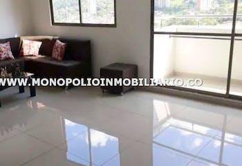 Apartamento En Sector Niquia, Bello, con 3 habitaciones-76mt2