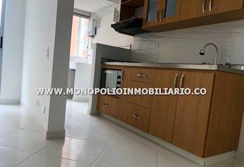 Apartamento En Sector Vegas De La Doctora, Sabaneta, 3 Habitaciones-57m2.