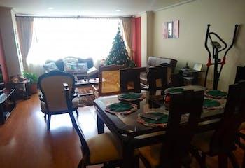 Apartamento en venta en Barrio Nicolás De Federman 113m²