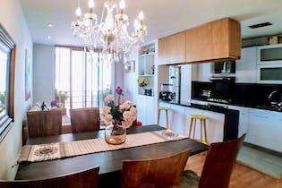 Apartamento en El Chicó - Bogotá, Cuenta con dos habitaciones