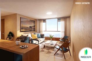 Vivienda nueva, Parque Alto, Apartamentos nuevos en venta en La Cumbre con 3 hab.