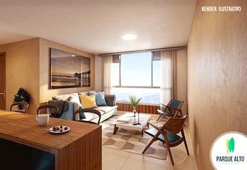 Parque Alto, Apartamentos en venta en La Cumbre 54m²