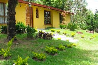 Finca en venta en Casco Urbano El Retiro con acceso a Jardín