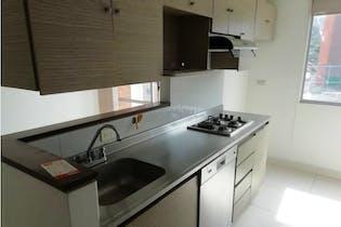 Apartamento en La Cuenca, Envigado. 3 Habitaciones- 65m2.