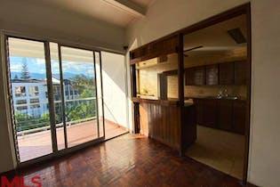 Apartamento Patio Bonito, El Poblado, El Futuro, 3 Habitaciones- 127m2.