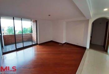 Apartamento en Loma del Indio, El Poblado, Santa Barbara, 3 Habitaciones-132,88m2.