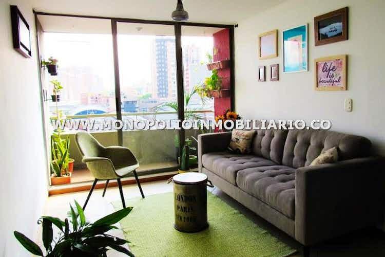 Portada Apartamento en Sabaneta-Restrepo Naranjo, con 3 Habitaciones - 73 mt2.