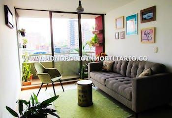 Apartamento en Sabaneta-Restrepo Naranjo, con 3 Habitaciones - 73 mt2.