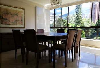 Apartamento en El Poblado-La Tomatera, con 5 Habitaciones - 288 mt2.