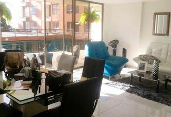 Apartamento en venta en Loma De Benedictinos, 118m²