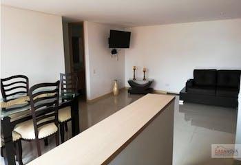 Apartamento en Sabaneta-San José, con 3 Habitaciones - 79 mt2.