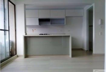 Apartamento en Pan de Azucar, Sabaneta - 79mt, dos alcobas, balcon