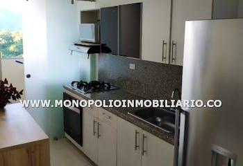 Apartamento en la Doctora, Sabaneta, 3 Habitaciones- 69m2.