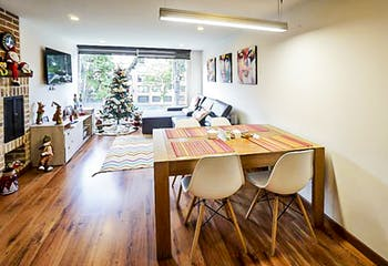 Apartamento en Bogotá Puente Largo. con 2 habitaciones-53.51 mt2