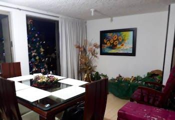 Apartamento En Pinar de Suba, Suba, 3 Habitaciones- 70,39m2.