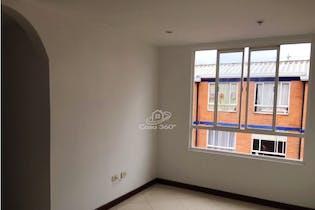 Apartamento en San Antonio Noroccidental, 3 Habitaciones- 50m2.