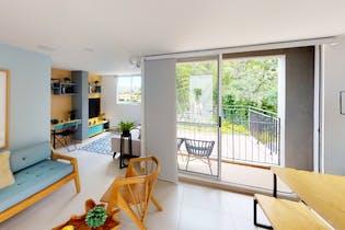 Proyecto nuevo en Celeste, Apartamentos nuevos en Cuchillas De San José con 2 habitaciones