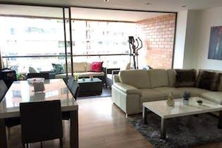 Apartamento en Loma de los parra-Poblado, 123,3 mts2-3 Habitaciones, Balcón