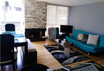 Apartamento en venta en Casco Urbano Chía de 87m² con Jardín...