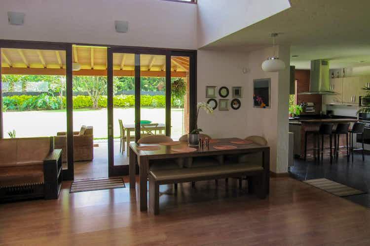 Portada Casa en Lanogrande, Rionegro - 430mt, tres alcobas, tres balcones