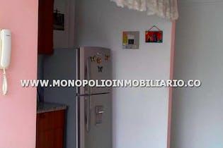 Apartamento en Barrios de jesus-Buenos Aires,56 mts2-2 Habitaciones.