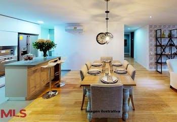 Apartamento en Proyecto Nogales en La Loma de las Brujas, 171,27 mts2-3 habitaciones