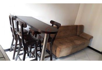 Apartamento en Robledo ,Medellin, con 3 habitaciones- 40 mt2
