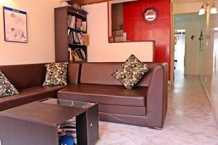 Casa En Bogota San Cipriano, con 4 habitaciones-100mt2
