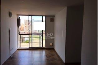 Apartamento en San Antonio Noroccidental, Verbenal, 3 Habitaciones- 45,64m2.