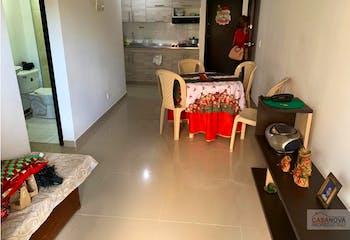 Apartamento en Rodeo Alto, Belen - 54mt, tres alcobas