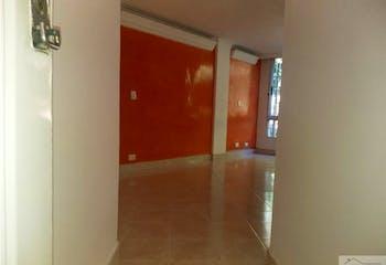 Apartamento en Gualandayes, Envigado - 70mt, tres alcobas
