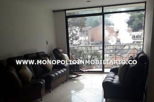Apartamento en El Carmelo, Sabaneta - 134mt, duplex, cuatro alcobas