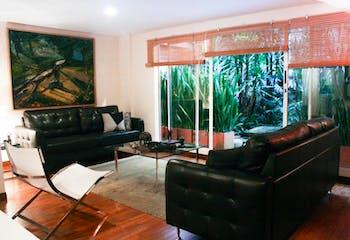 Casa En Venta En Medellin Castropol, El Poblado