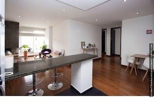 Apartamento en El contador, Cedritos - 99mt, tres alcobas, balcon