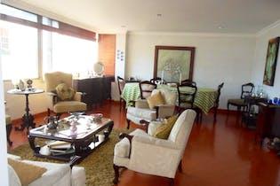 Apartamento en Chico Navarra, Santa Barbara - 124mt, dos alcobas