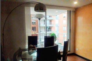 Apartamento en Barrancas, San Cristobal Norte - 95mt, tres alcobas, balcon