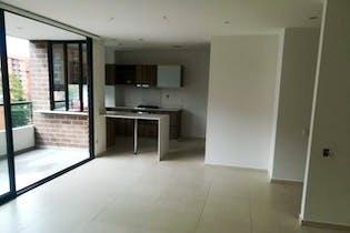 Apartamento en Castropol, Poblado - 124mt, tres alcobas, balcon
